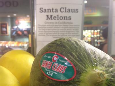 Santa Claus Melons