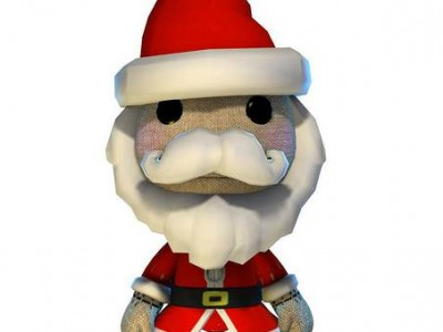Santa Claus Little Big Planet!