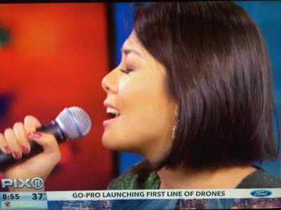 Elizabeth Chan on PIX11 Morning News